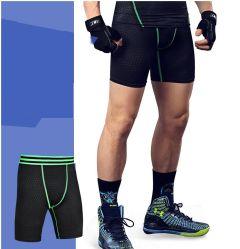普及したパターン適性の衣類の試しのトレーニングは体操の不足分の堅い適性のズボンを遊ばす