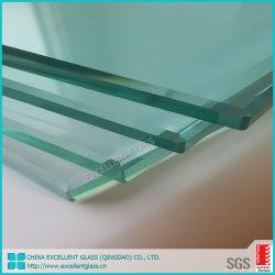 8mm 10mm柵のための12mmの和らげられたか、または強くされたガラスかポーチまたは階段または手すり