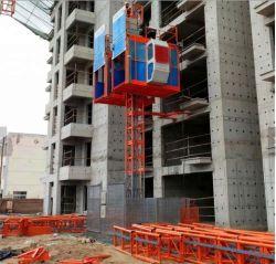 Китай голубой двойной клеток Sc270/270g строительную технику подъемника с грузом 5.4t