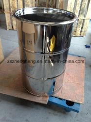 Professional e inovou o tambor de aço inoxidável