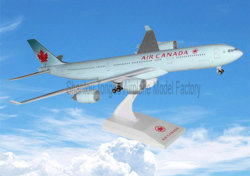 A340-500 Cananda ar como dom de negócios plástico Modelo de Aeronave