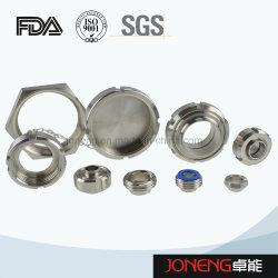 ステンレス鋼衛生SMS/Rjt/Idf/3Aの連合、コネクター、管付属品(JN-UN2001)