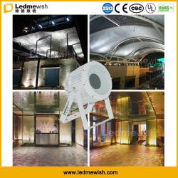 아키텍쳐를 위한 옥외 50W LED Waterwave 효력 점화
