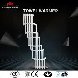 Salle d'eau chaude blanc Avonflow chauffage du radiateur de conception
