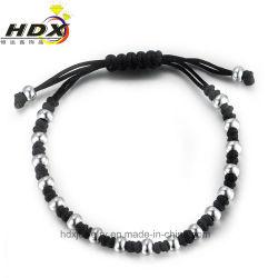 ハンドメイドの鎖の宝石類の方法多彩なステンレススチールビードのブレスレット