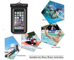 Bolsa saco impermeável debaixo de cobertura seca para iPhone para a Samsung Celular