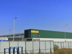 Prefab-Engineering entrepôt logistique structuraux en acier de construction