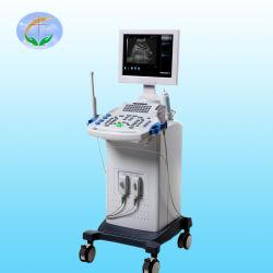 مستشفى منتوج حامل متحرّك [3د/4د] ما فوق الصّوت [ديجتل] لون دوبلر ما فوق الصّوت