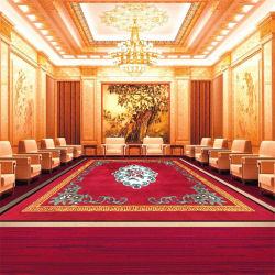 Customzied de mur à mur de la laine tapis touffetés à la main pour banquet/corridor du tapis
