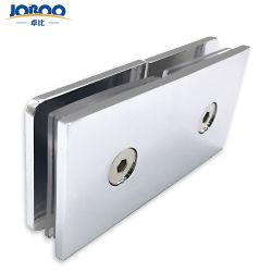 Heißes Verkauf 180 Segree Badezimmer-klemmt Glastür-Messing Dusche-Raum-Quadrat-Glasschelle für Hotel fest