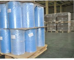 工場価格EVOHの高い障壁CoExtructionのプラスチック包装の青いフィルム