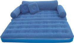 Aufblasbares Luft-Bett Bett-Sofa-/Inflatable-Airbed /Flocked