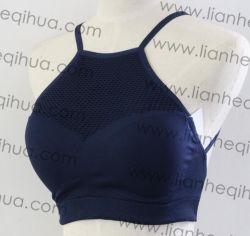 Frauen-heißer Verkaufs-nahtlose Yoga-Abnützung-Sport-Büstenhalter-Unterwäsche