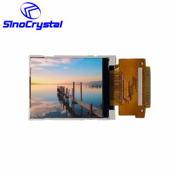 1,8 pulgadas de 128x160 Mini Monitor TFT se utiliza en casa inteligente de 8 bits a la pantalla LCD de la interfaz de la MCU