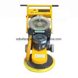 Surface amphibie de broyage humide sec la machine