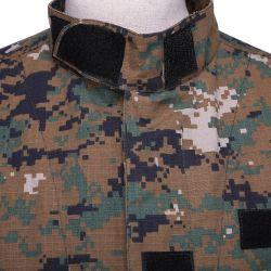 전반적인 한 벌 외투를 입는 옥외 난조 위장
