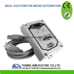Af/SrUSBのUSB/RS232コンバーター(DINのインストール)、PLC Moudle