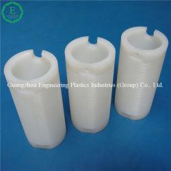 China Fabricante Usinagem CNC UHMWPE bucha plástica da Luva