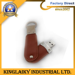 هدية تذكارية لذاكرة فلاش USB الترويجية مع شعار (KU-016U)