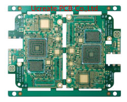 6 couche haute Tg rigide avec carte de circuit BGA