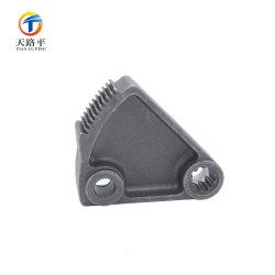 炭素鋼の電気アクセサリの変圧器のダイヤルギヤ精密投資鋳造