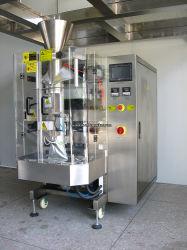 Machine de conditionnement vertical automatique pour granule de poudre