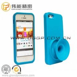 Fördernde kundenspezifische Silikon-Telefon-Kasten-Silikon-Klangverstärker-Handy-Zubehör