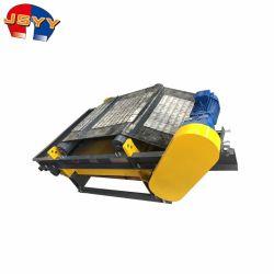 Le nettoyage automatique du moteur hydraulique de la courroie de tri de fer magnétique permanent séparateur pour convoyeur à courroie