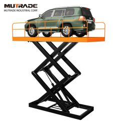 Heavy Duty palan de levage de type ciseaux S-rvc Plafond de voiture de l'élévateur
