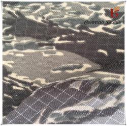 Печать из полиэфирного волокна ткани Oxford Ripstop PU покрытием для ЭБУ подушек безопасности//зонтик