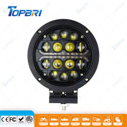 مصباح سيارة LED عالي الضوء بقوة 60 واط 5400lm إضاءة سيارة