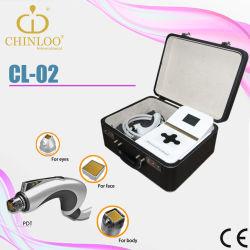 O CL-02 remoção dos vincos instantâneas RF fracional de máquina de beleza Sistema Microneedle Ouro RF para mini-Dispositivo de cuidados com a pele