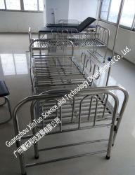 Het Geduldige Bed van de Gezondheidszorg van het Roestvrij staal van de Apparatuur van het Ziekenhuis van de medische behandeling