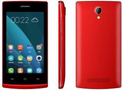 """4.0 """" à la mi-Fin de l'écran LCD Qual-Core-IPS en option 2g /Bar téléphone 3G"""