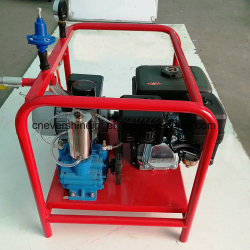 Type fixe seau de pompe à vide pour la vente de machine à traire de godet