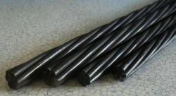 9.3mmのプレストレスト鋼鉄繊維は7ワイヤーロープのパソコンの繊維を禁止する