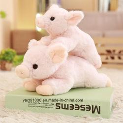 Рекламных подарков очаровательный шикарные животных мягкой начинкой мало Pig игрушка