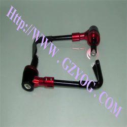Levier d'embrayage de frein CNC garant de protection extrémité de la barre