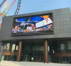 Кабинет министров из листового металла на стену для использования вне помещений в аренду видео HD P6 светодиодный модуль дисплея