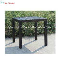 C-Caldo-Vendita della Tabella nuova del quadrato della mobilia del rattan di alta qualità di disegno