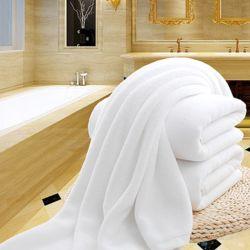 G 70150-500хлопка белого цвета ванной полотенца