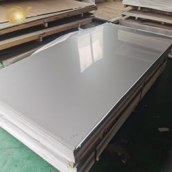 ASTM laminados a quente / frio 2mm/4mm/6mm/8mm de espessura/carbono galvanizados (202/304L/310S /316L /321/ 201/304/904L/2205/2507) Folha de aço inoxidável