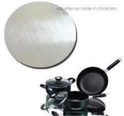 鍋の炊事用具の鍋のアルミニウムサークル・シートのためのアルミニウム円の円形の版