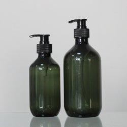 Plastikshampoo-Flasche der Shampoo-Pumpen-Flaschen-500ml 400ml 300ml, die leeres Flaschen-Shampoo verpackt