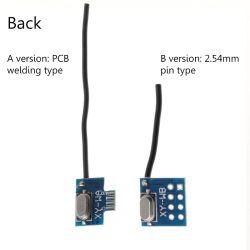 Moduloricetrasmettitore wireless XY-Wa 2,4G Ultra a bassa potenza da 3,3V anti-interferenza 24L01tipoa/tipo B.