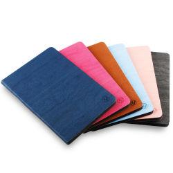 Baum-Beschaffenheits-schützender Tablette-Deckel-Fall für iPad 9.7 Zoll