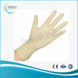 Médicaux jetables en latex de caoutchouc / examen Gant Gant chirurgical