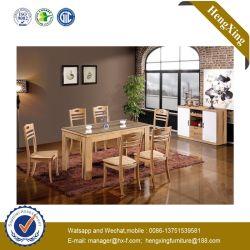 Фошань завода для приготовления чая и деревянные MDF Гостиная мебель обеденный стол