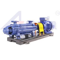 D/DG12-50*12 60bar 120 HP centrifuge horizontale haute pression à plusieurs stades Stade multiples La pompe à eau