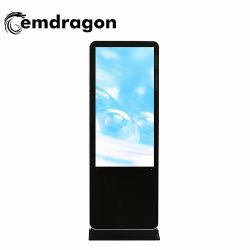 """키오스크 광고 디스플레이 49"""" 광고 LED 화면 비디오 플레이어 49 인치 LCD 비디오 플레이어 LCD 광고 비디오 디스플레이 슈퍼 씬 키오스크"""